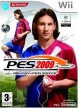 PES 2009 - Pro Evolution Soccer - Wii
