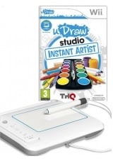 uDraw Studio Instant Artist & Game Tablet