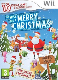 We Wish You A Merry Christmas - Wii