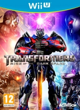 Transformers: Rise of the Dark Spark - Wii U