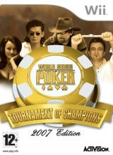 World Series Poker Tournament of Champions 2007 Edition - Wii