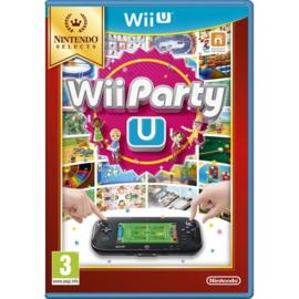 Wii Party U Nintendo Selects - Wii U