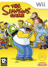 The Simpsons Game - Wii