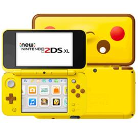New Nintendo 2DS XL Pikachu Editie