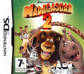 Madagascar 2 - DS