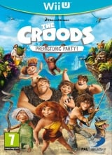 The Croods Prehistoric Party! - Wii U