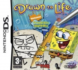 Drawn to Life Spongebob SquarePants - DS