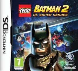 Lego Batman 2 DC Super Heroes - DS
