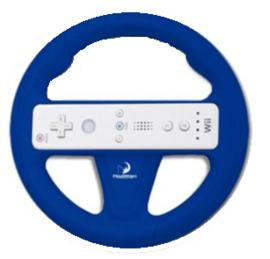 Wii Wheel blauw