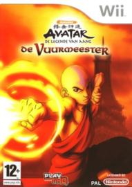 Avatar De Legende van Aang - De Vuurmeester - Wii