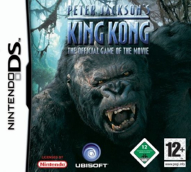 Peter Jackson's King Kong (Losse Cartridge) - DS