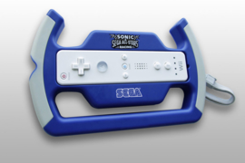 Sega Allstars Racing Wheel