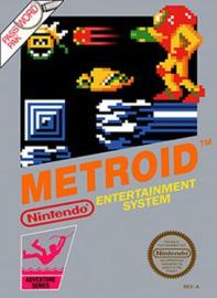 Metroid - NES