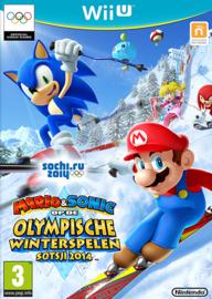 Mario & Sonic op de Olympische Winterspelen Sotsji 2014