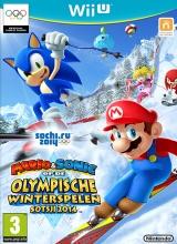 Mario en Sonic Op de Olympische Winterspelen Sotsji