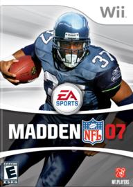 Madden NFL 07 - Wii