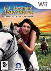 Alexandra Ledermann La colline Aux Chevaux Sauvages - Wii