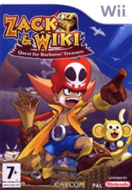 Zack & Wiki Quest for Barbaros Treasure - Wii