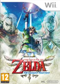 The legend of Zelda Skyward Sword - Wii