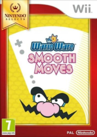 Warioware Smooth Moves Nintendo Selects - Wii