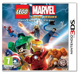 Lego Marvel Super Heroes Universe In Peril - 3DS
