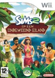 De Sims 2 Op een Onbewoond Eiland - Wii