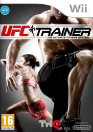 UFC Trainer + Leg Strap