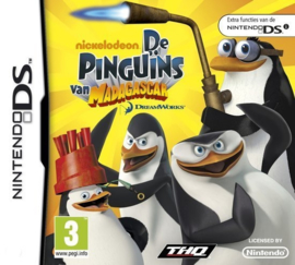 De Pinguins van Madagascar - DS