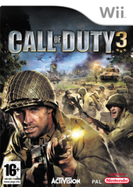 Call of Duty 3 - Wii