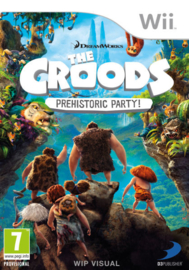 The Croods Prehistoric Party - Wii