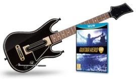 Guitar Hero Live & Guitar Controller - Wii U