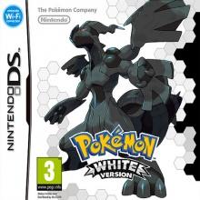 Pokemon White Version - DS