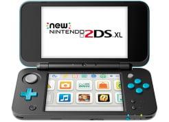 New Nintendo 2DS XL Blauw Zwart
