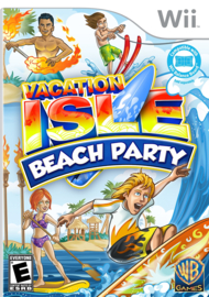 Vacation Isle Beach Party - Wii