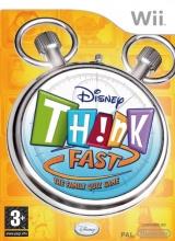 Disney Th!nk Fast - Wii