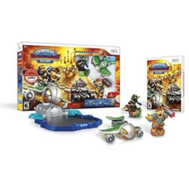 Skylanders SuperChargers Racing Starter Pack (in doos) - Wii