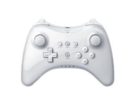 Wii U Pro Controller wit ( third party )