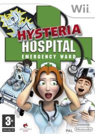 Hysteria Hospital Emergency Ward - Wii