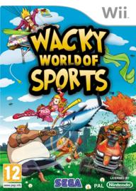 Wacky World of Sports - Wii