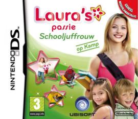 Laura's Passie Schooljuffrouw Op Kamp - DS
