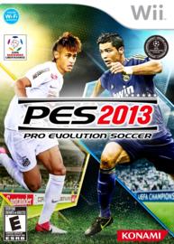 PES 2013 - Pro Evolution Soccer - Wii