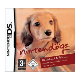 Nintendogs Teckel (Losse Cartridge) - DS