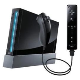 Wii Zwart budget