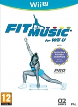 Fit Music For Wii U - Wii U
