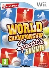 World Championship Sports Summer - Wii