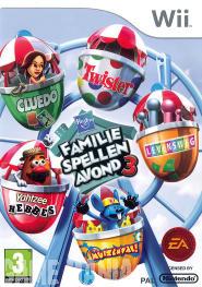Hasbro Familie Spellen Avond 3 - Wii