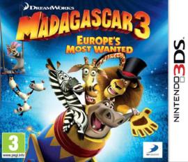 Madagascar 3 - 3DS