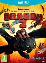 How To Train Your Dragon 2 - Wii U