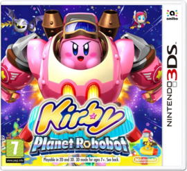 Kirby Planet Robot - 3DS