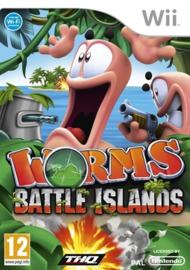 Worms Battle Islands
